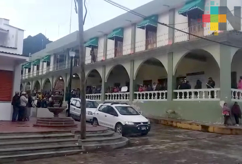 Ciudadanos acusan abuso de autoridad y corrupción a comuna de Ayahualulco