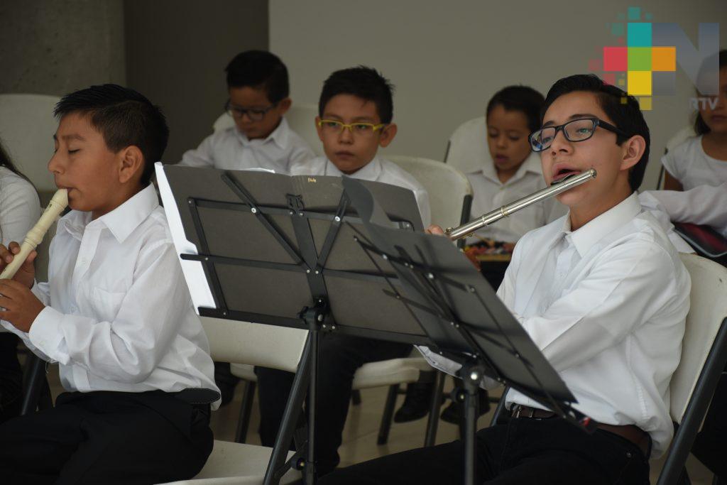 Orquesta Infantil Música, Arte y Son ofrecerá un concierto en la IMAC