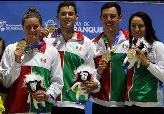 Mexicanos imponen 25 récords centroamericanos