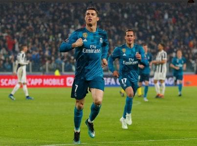 Gol de chilena de Ronaldo contra Juventus el mejor de la temporada