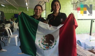 Las mujeres mexicanas en los Juegos Centroamericanos y del Caribe