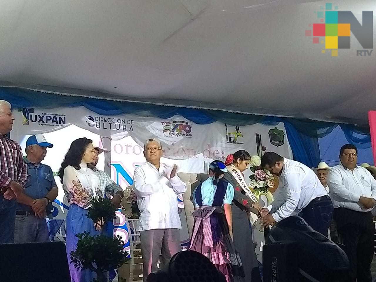 Inauguran Expo Feria Tuxpan 2018