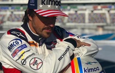 Preparan despedida especial para Fernando Alonso en GP México 2018