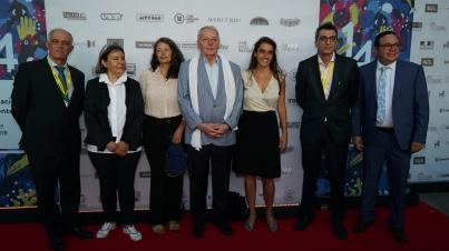 Inauguran Festival de Cine de Monterrey con homenajes a cineastas