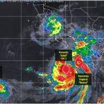 Huracán John generará olas de tres a cinco metros en costas del Pacífico