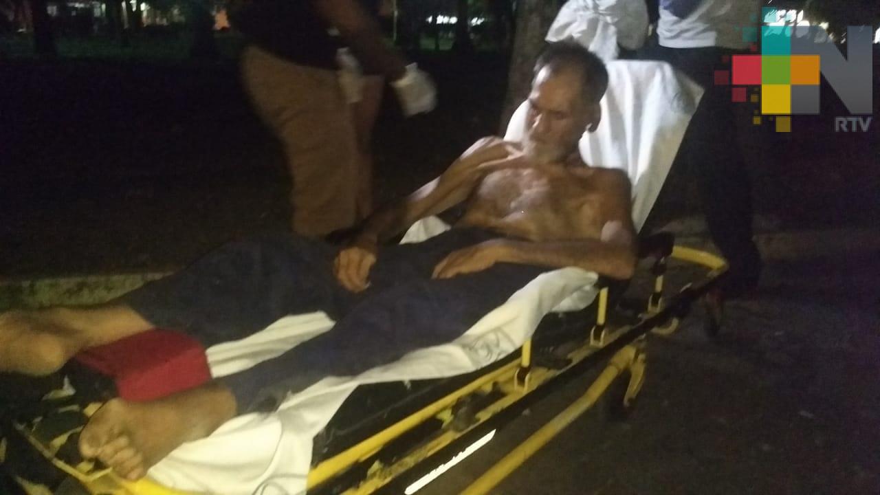Piden localizar a familiares de José Luis Moreno, será dado de alta en el Hospital Tarimoya