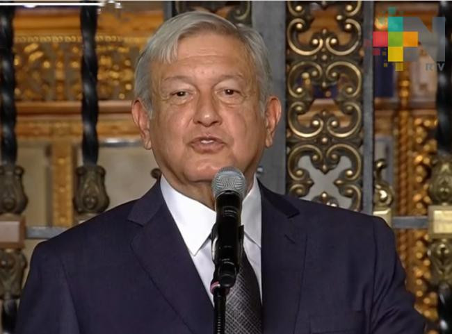 Acuerdan López Obrador y Peña Nieto envío de propuesta para crear SSP federal
