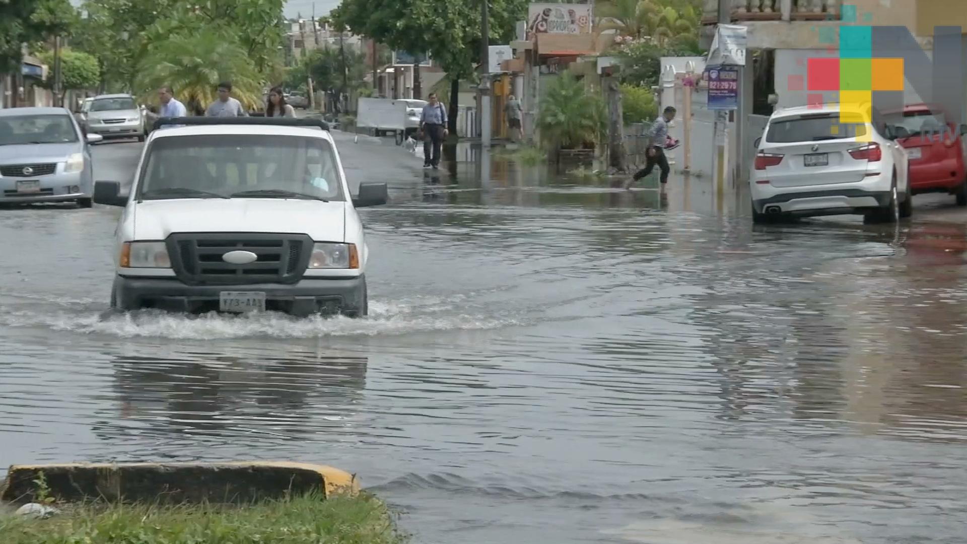Se mantiene vigente la Declaratoria de Emergencia para dos municipios de Veracruz
