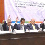 Acude Fiscal Anticorrupción a instalación del Comité Coordinador del Sistema Estatal Anticorrupción de Veracruz