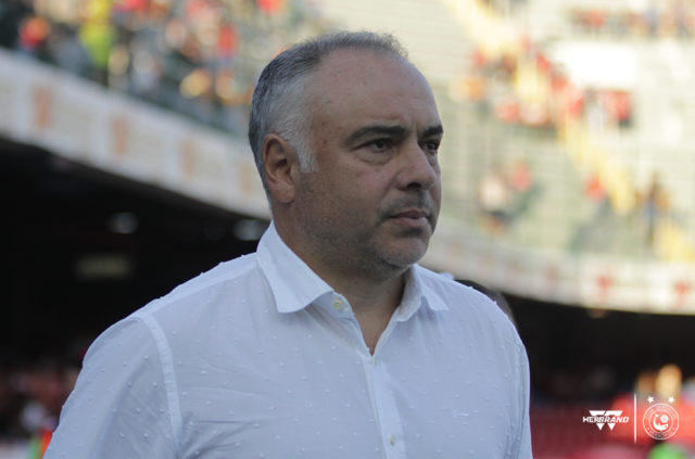 """""""Memo"""" Vázquez deja de ser entrenador de Tiburones Rojos de Veracruz"""