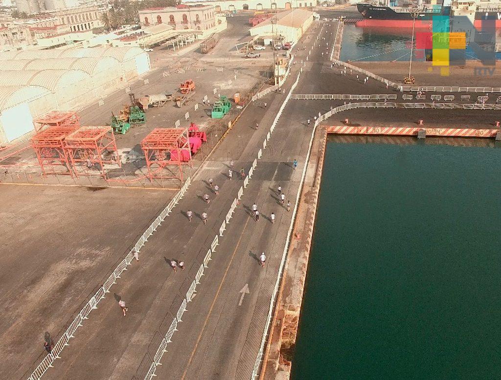 En marzo de 2019 arribará primer barco al Nuevo Puerto de Veracruz