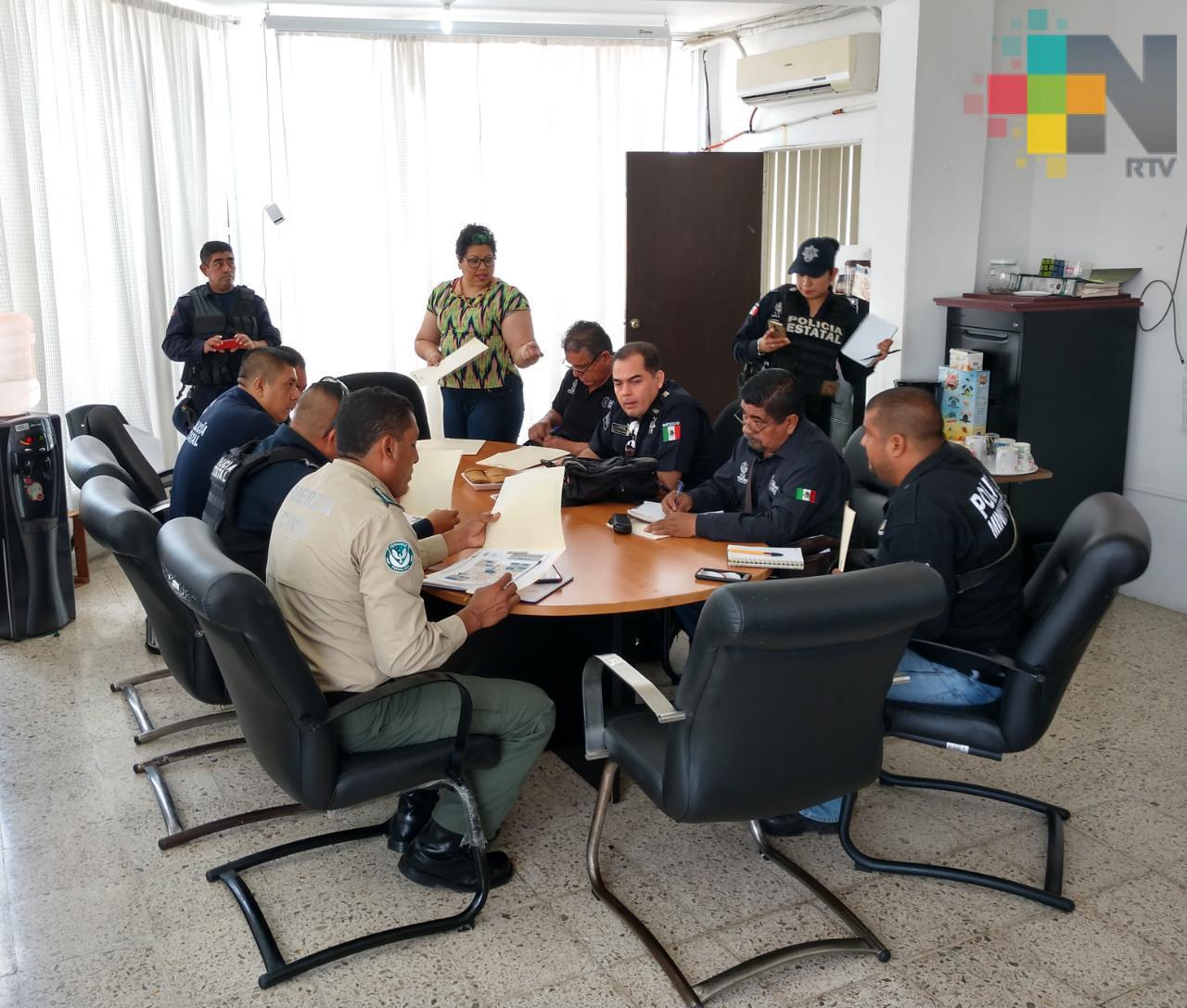 Coordina Fiscalía Regional Cosamaloapan reunión para reforzar programa preventivo de seguridad en vías de comunicación