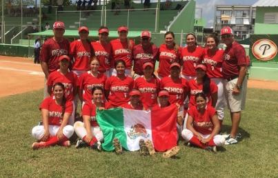 México llegó a cinco victorias en Campeonato Mundial de Softbol