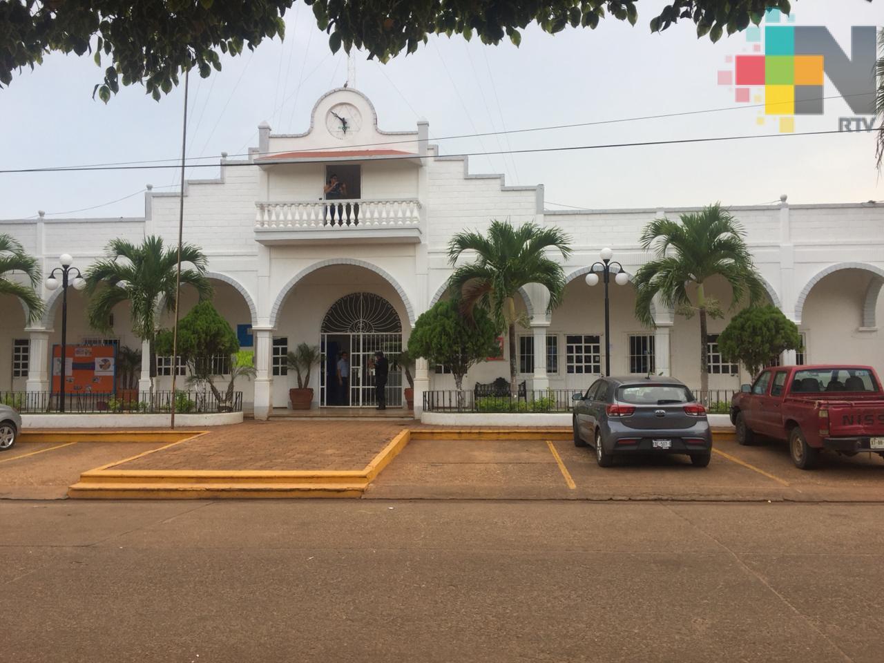 Detienen a ciudadano por golpear a alcalde de Oteapan