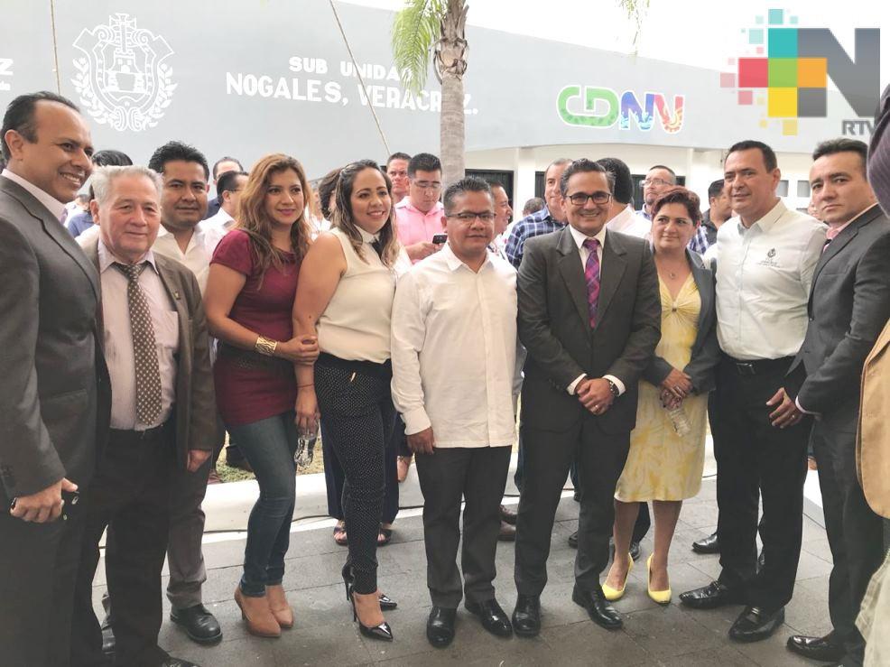 Inaugura Fiscal General instalaciones de Sub Unidad Integral en Nogales