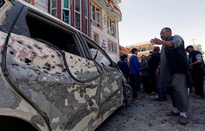 Atentado suicida en escuela de Kabul deja 25 muertos