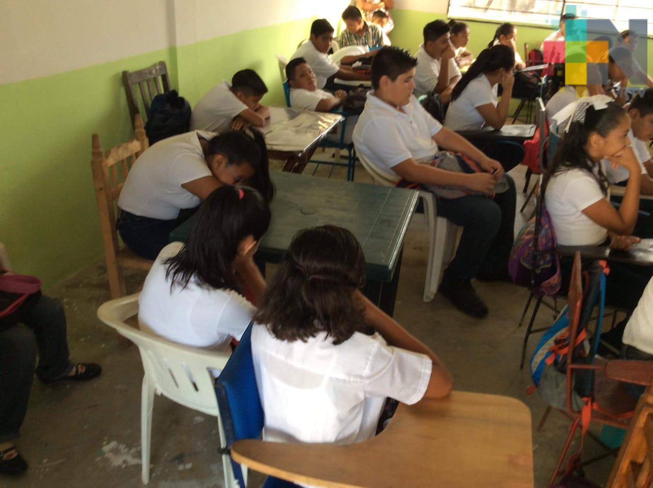 SEV implementa programa de apoyo a la comunidad desde el sector educativo