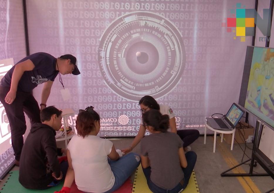 En Ciber Verano aprenden niños a protegerse durante el uso de internet