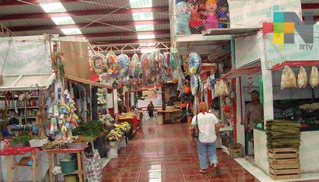 Renovarán mesa directiva locatarios del mercado municipal Héroes del 47, en Tuxpan