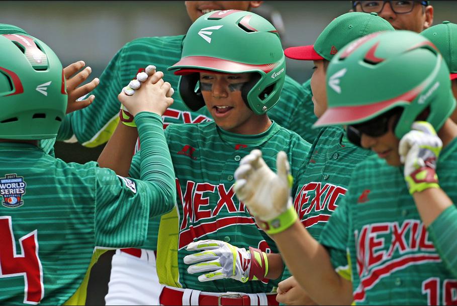 México queda eliminado en la Serie Mundial de Ligas Pequeñas de Béisbol