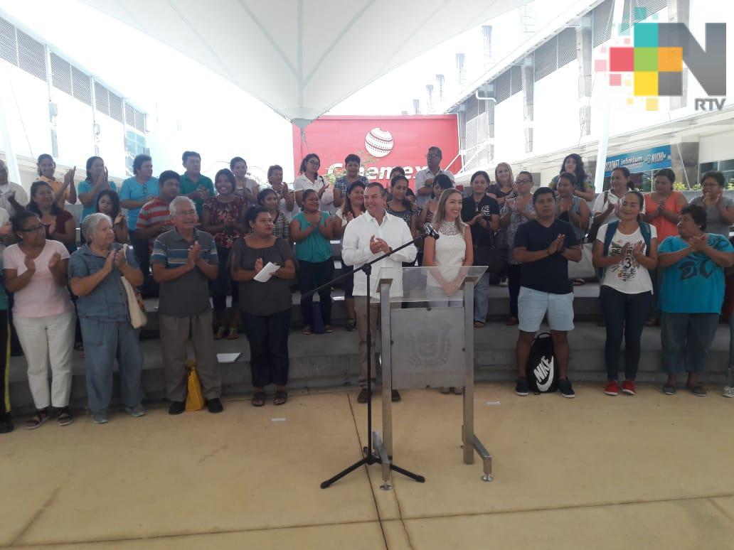 Ayuntamiento de Boca del Río promueve cursos para empoderar a las mujeres
