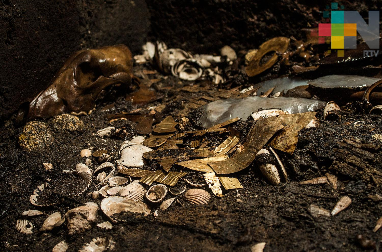 Concluye excavación de la Ofrenda 174, una de las más ricas registradas por el Proyecto Templo Mayor
