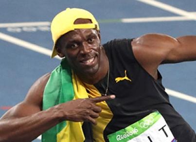 Usain Bolt realiza su primer entrenamiento con Central Coast Mariners