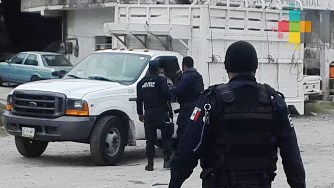 En Tuxpan, mandos policíacos recibirán capacitación de derechos humanos