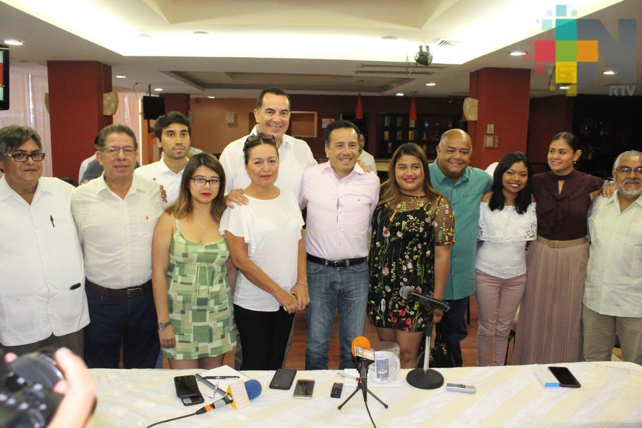 Cuitláhuac García solicitará a la Federación la condonación del ISR que adeuda la UV