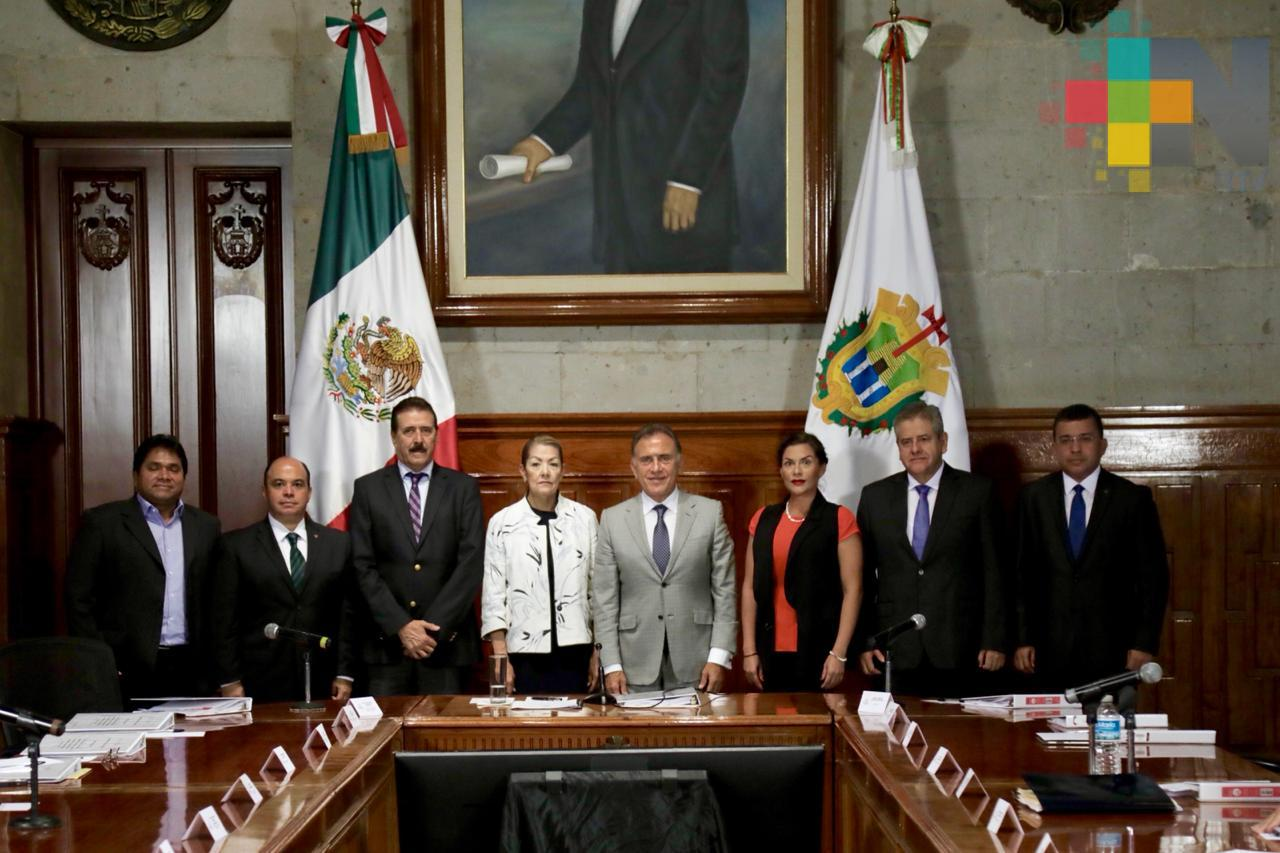 Se instala Comité Ciudadano para dar seguimiento al proceso de entrega-recepción