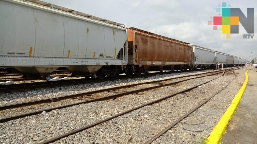 Acciones implementadas por por el gobierno federal logran disminuir robo a sistema ferroviario
