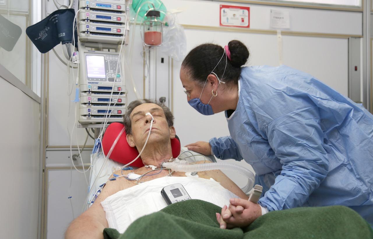 Cirujanos del IMSS colocan el tercer corazón artificial