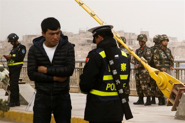 Amnistía Internacional pide a China frenar represión contra musulmanes