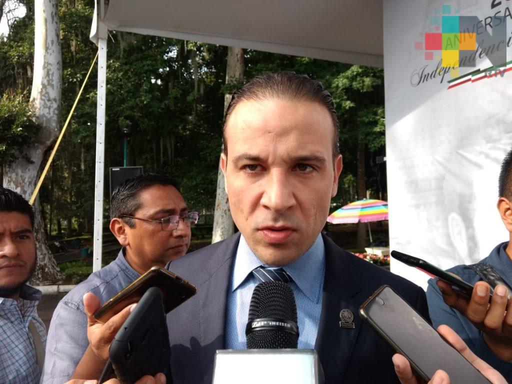 Gobierno estatal ha hecho un gran esfuerzo para sacar a Veracruz adelante: Diputado