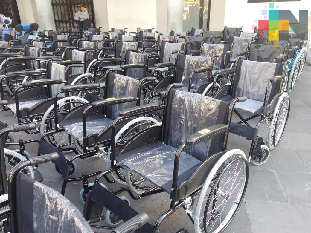 En Veracruz personas con discapacidad recibirán apoyos funcionales de DIF estatal