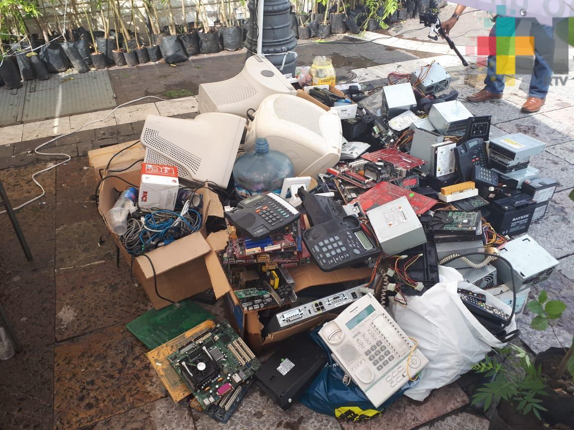 """Realizarán """"Reciclatón"""" en la Facultad de Contaduría de la UV en Tuxpan"""