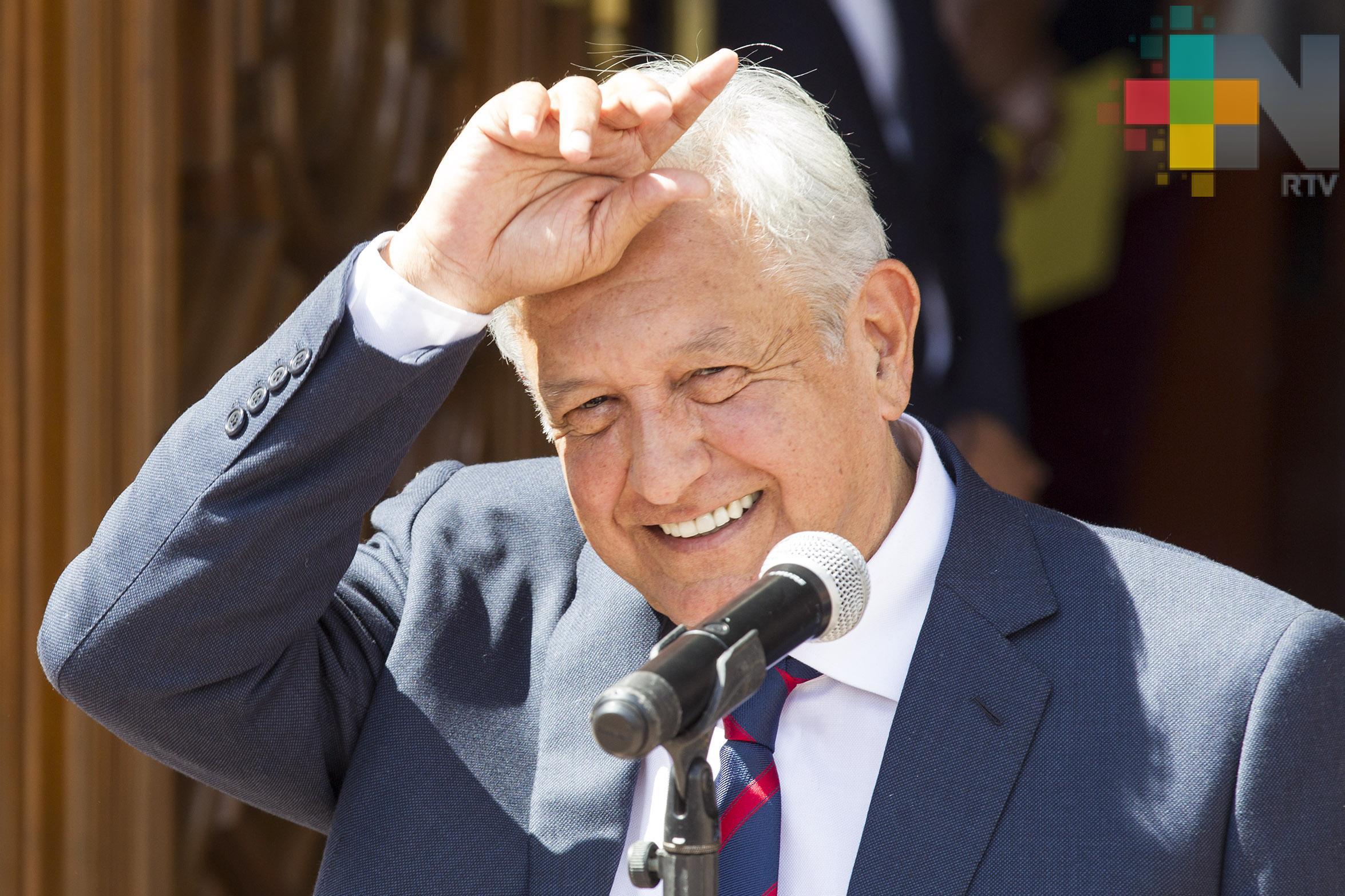 No más censura a los medios de comunicación: López Obrador
