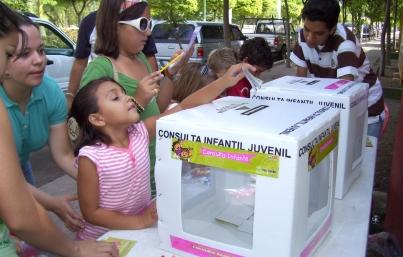 OPLE necesita cerca de dos mil voluntarios para Consulta Nacional Infantil y Juvenil