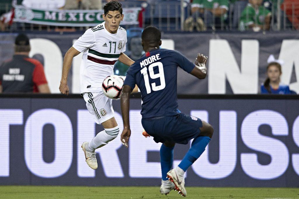 Un Tricolor carente de gol pierde 0-1 ante selección de Estados Unidos