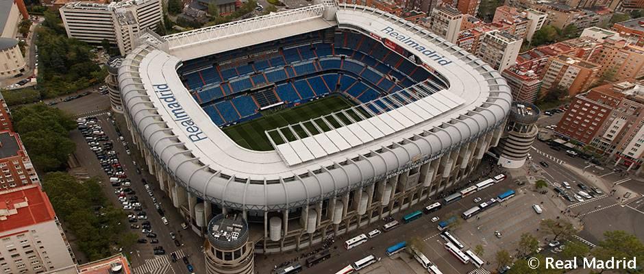 Estadio Santiago Bernabéu recibirá final de Copa Libertadores