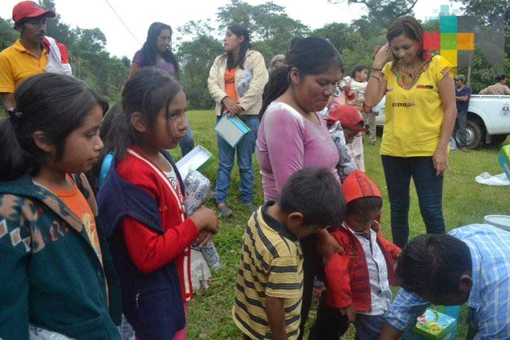"""Llega jornada """"Vive Bien, Cerca de Ti"""" a comunidades de Ixhuatlán del Café"""
