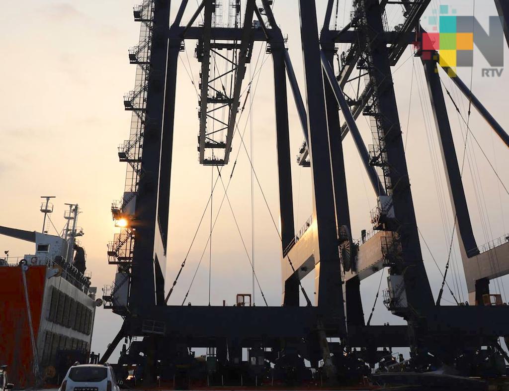 Nuevo Puerto de Veracruz, la obra portuaria más importante de los últimos 100 años: SCT