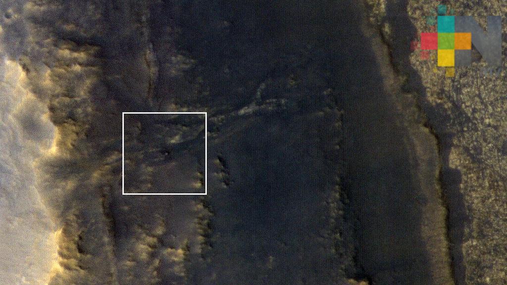 NASA fotografía a robot Opportunity luego de tormenta de arena en Marte