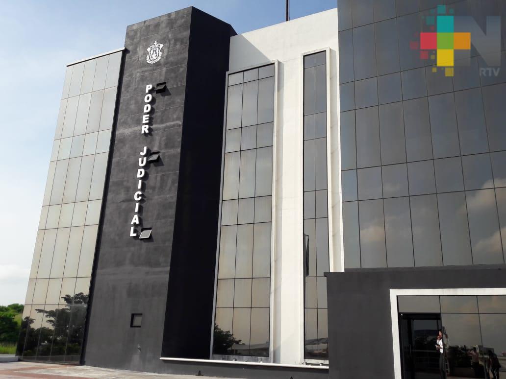 Poder Judicial de Veracruz prorrogó suspensión de labores hasta el 29 de mayo