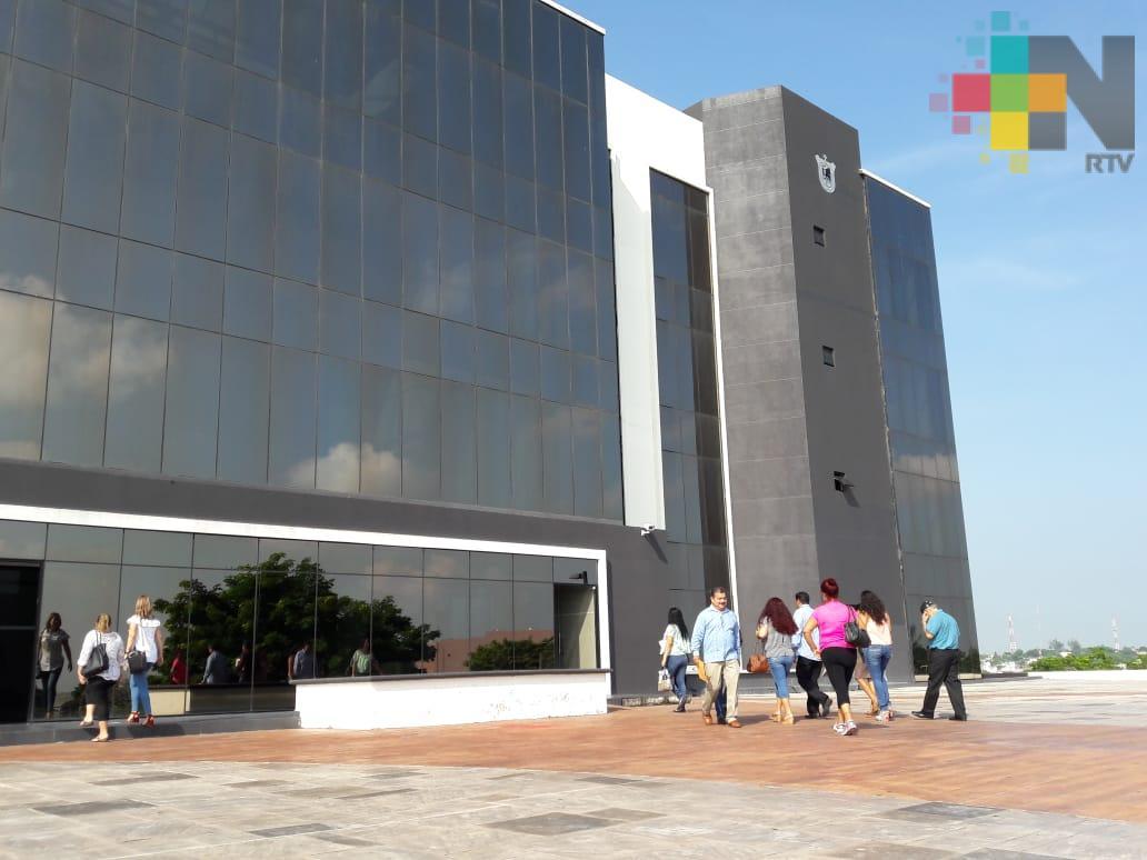 Poder Judicial de Veracruz prorrogó al 14 de agosto la suspensión de actividades no esenciales