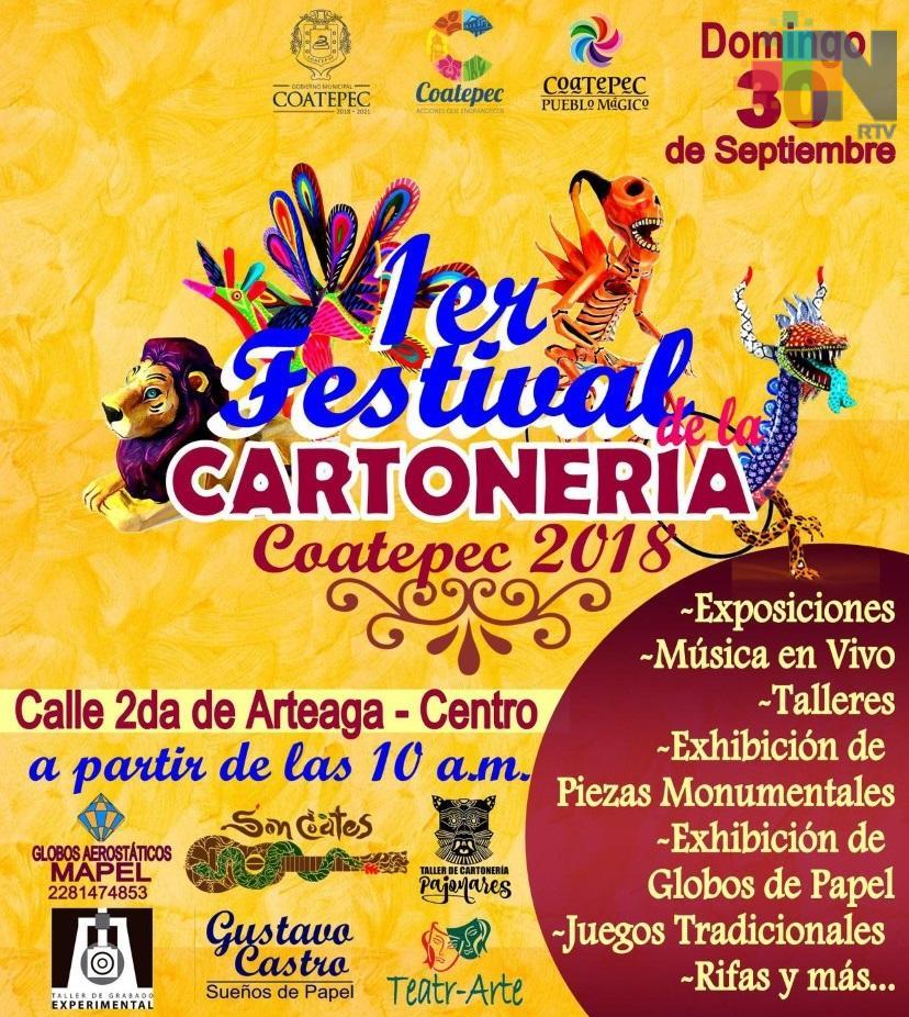 Casa de la Cultura de Coatepec invita a sus actividades de fin de mes