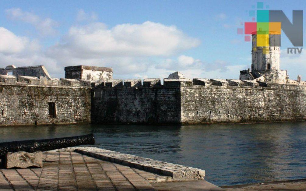 En vacaciones, Fortaleza de San Juan de Ulúa recibirá más de dos mil personas al día