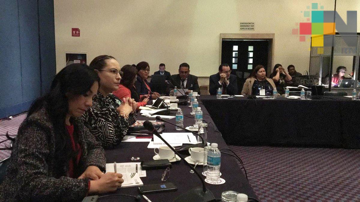 """TEV participó en el Cuarto Encuentro Internacional """"Juzgando con Perspectiva de Género"""" organizado por la SCJN"""