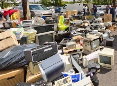 Al rescate científico de metales valiosos en basura electrónica