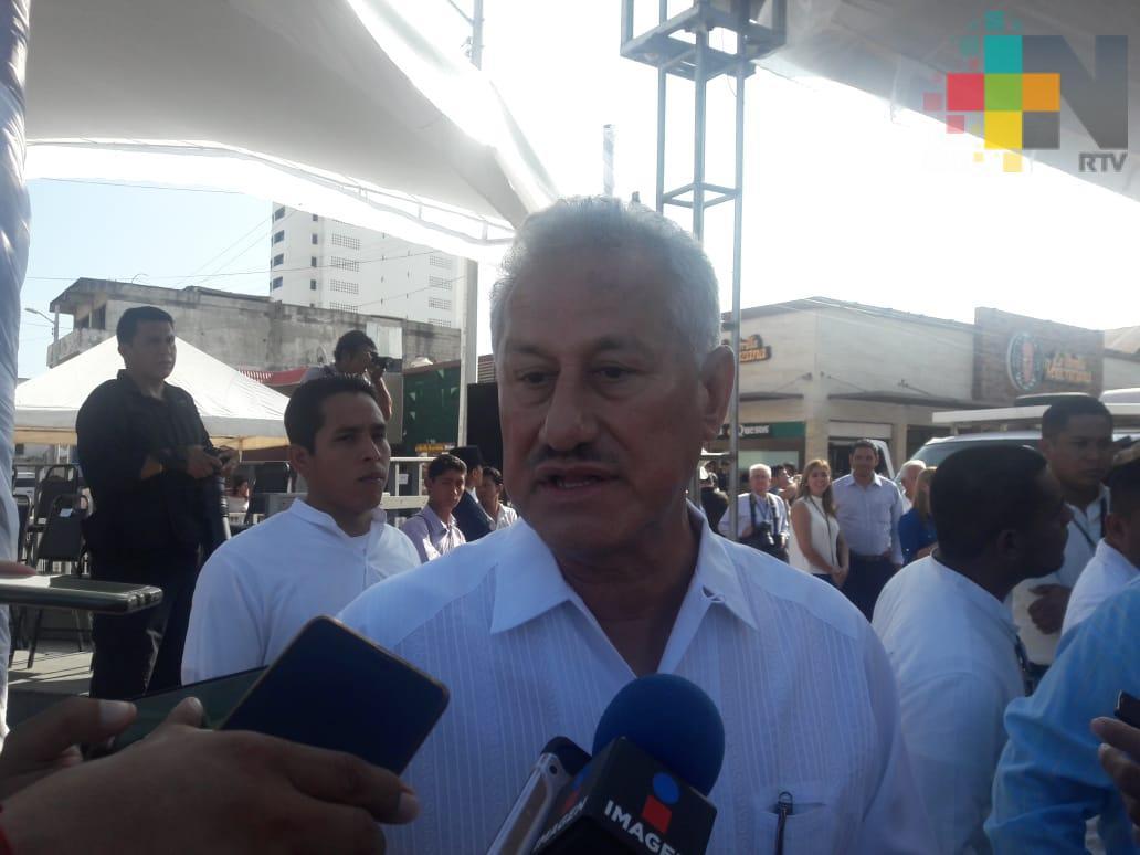 Sin focos rojos para la celebración del Grito de Independencia en Veracruz: Jaime Téllez